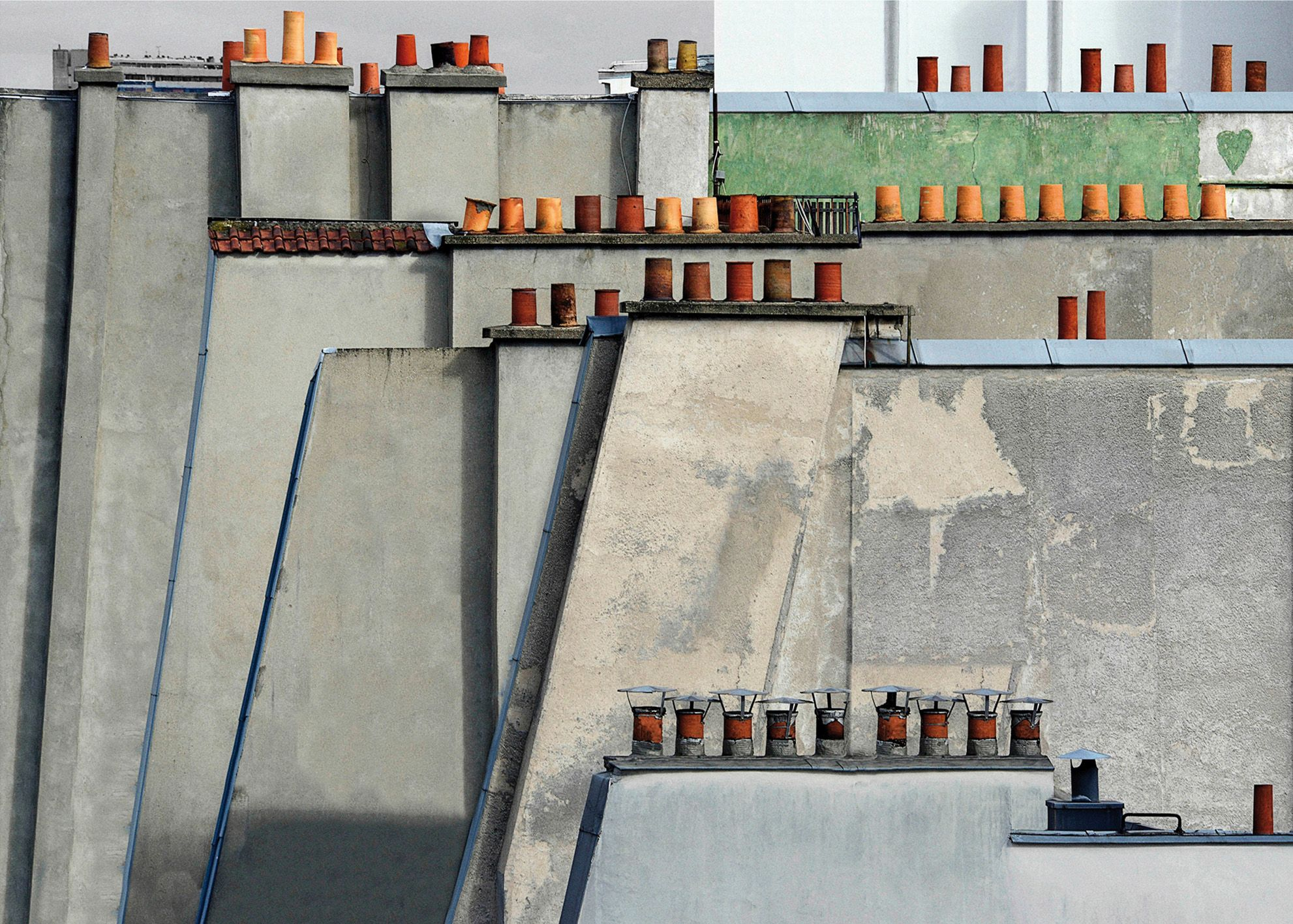 Blind Walls - Paris RoofTops